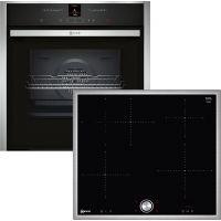 Neff NI27FP00 (B27CR22N1 + T46BT60N0) Σετ Κουζίνα Εστία