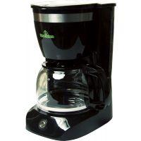 Telemax Ideakitchen CM108 Μαύρη Καφετιέρα Φίλτρου