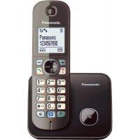 Panasonic KX-TG6811GRB Μαύρο Ασύρματο Τηλέφωνο
