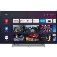 Toshiba 50UΑ3Α63DG Ultra HD Smart Android Τηλεόραση LED