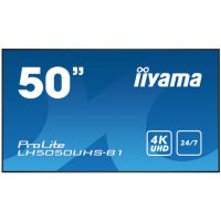 Iiyama ProLite LH5050UHS-B1 Επαγγελματική Οθόνη