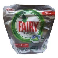 Fairy Platinum Original Ταμπλέτες Πλυντηρίου Πιάτων 16τεμ 24799