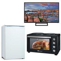 Φοιτητικό Πακέτο Νο2 2019 ( Ψυγείο , Κουζίνα, Τηλεόραση )