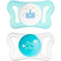 "Chicco Physio Micro 0-2m ""Little Prince"" Μπλε 2 τμχ"