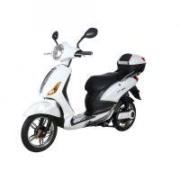 ESF City Bike Plus Ηλεκτρικό Scooter Λευκό