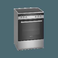 Siemens HK9R3D150 Ηλεκτρική Κεραμική Κουζίνα Inox