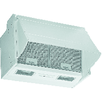 Pyramis Essential 065031302 Πτυσσόμενος Απορροφητήρας Λευκός