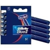 Gillette Blue II Ξυραφάκια 5 Τεμ.