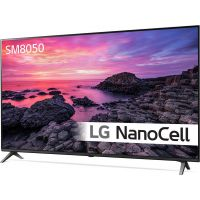 LG 55SM8050PLC Ultra HD Nanocell Smart Τηλεόραση LED