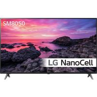 LG 65SM8050PLC Ultra HD Nanocell Smart Τηλεόραση LED