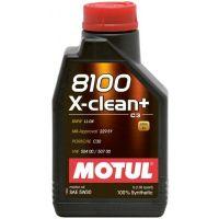 MOTUL 8100 X-CLEAN+ C3 5W30 1L