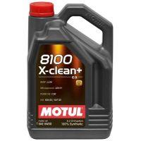 MOTUL 8100 X-CLEAN + C3 5W30 5L