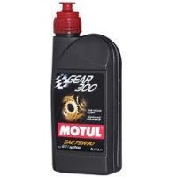 MOTUL GEAR 300 75W90 ESTER 100% SYNTHETIC 1L