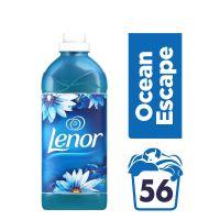 Lenor Ocean Escape 56 Μεζούρες Μαλακτικό Ρούχων 8001090199553