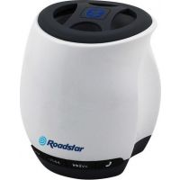 Roadstar SPK-200BT/WH Ασύρματο ηχείο Bluetooth