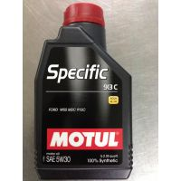 MOTUL SPECIFIC FORD 913C 5W30 1L