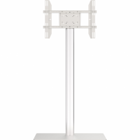 Multibrackets M Display Stand 180 Single Silver w. Floorbase Επιδαπέδια Βάση