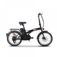 ESF MX 25 Ηλεκτρικό Ποδήλατο Μαύρο