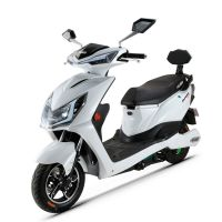 ESF GT3 Ηλεκτρικό Scooter Λευκό