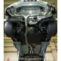 HKS RACING MUFFLER GTR35 1.000+PS
