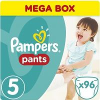 Pampers Πάνες Pants (96τεμ) No5 (12-18kg)