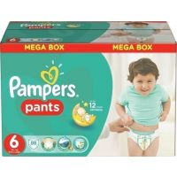 Pampers Πάνες Pants (88τεμ) No6 (16+kg)