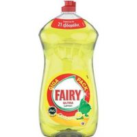 Fairy Υγρό πιάτων Ultra Lemon 1.5Lt