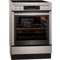 AEG 68476VS-MN Ηλεκτρική Κεραμική Κουζίνα