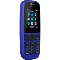 Nokia 105 (2019) DS Μπλε Κινητό Τηλέφωνο