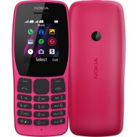 Nokia 110 DS Pink Κινητό Τηλέφωνο