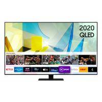 Samsung QΕ55Q80ΤΑΤΧΧΗ Ultra HD Smart QLED Τηλεόραση