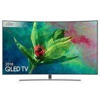 Samsung QE55Q8CN Curved Smart Τηλεόραση QLED με Δορυφορικό Δέκτη