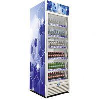 Sanden SPU-0685 Ψυγείο Βιτρίνα Λευκό