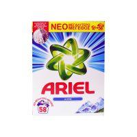 Ariel Alpine 58 Mεζούρες Σκόνη Απορρυπαντικό Ρούχων 8001841464305
