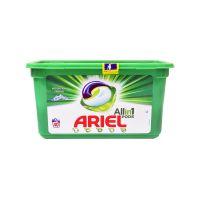 Ariel All in One Pods Mountain Spring 40 Mεζούρες Υγρό Απορρυπαντικό Ρούχων σε Κάψουλες 8001090773265