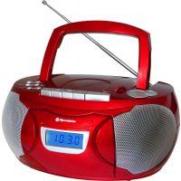 Roadstar RCR-3650 MP/RD Φορητό Ράδιο-CD