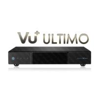 VU+ Ultimo PVR HDTV (2xDVB-S2)
