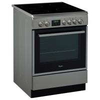 Whirlpool ACMT6533/IX Ηλεκτρική Κεραμική Κουζίνα