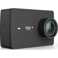 Yi Technology 4K+ & Waterproof Case Dark Black Pearl Action Camera