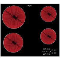 Whirlpool AKT 8090/LX Αυτόνομη Κεραμική Εστία