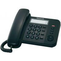 Panasonic KX-TS520EX2B Μαύρο Τηλέφωνο