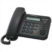 Panasonic KX-TS580EX2B Μαύρο Τηλέφωνο