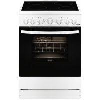 Zanussi ZCV 65201 WA Ηλεκτρική Κεραμική Κουζίνα